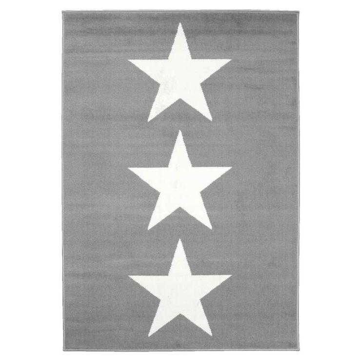 Vloerkleed Granada - grijs - 120x170 cm | Leen Bakker