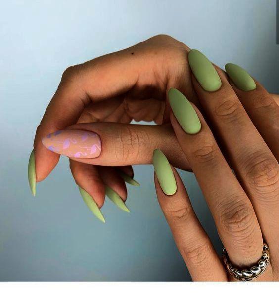 Natürliche Nagelpflege Routine zur Nagelpflege Frankfort; Nagel Karriere Bildung Alter – Matte Color Nails