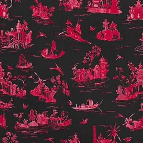 94 Best Images About Chinoiserie Fabric On Pinterest