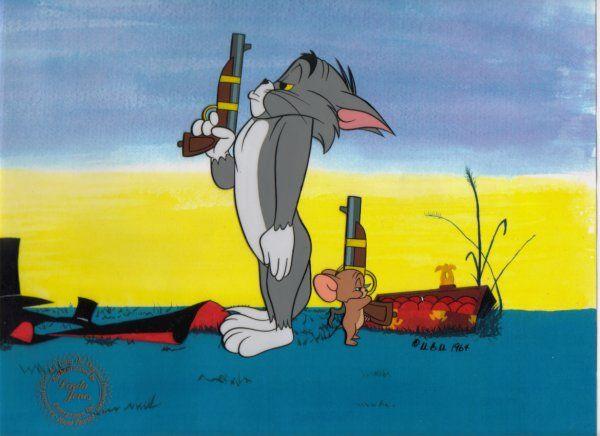 Chuck Jones is the best Tom & Jerry cartoonist...