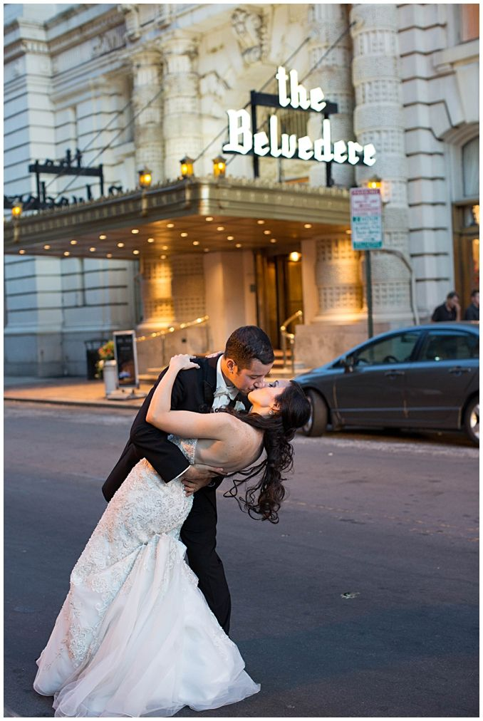 Love this! The Belvedere Hotel Wedding | Black Tie Wedding in Baltimore Maryland | Baltimore Wedding Photographer | Black Tie Jewish Wedding Baltimore | Photo by Richard and Tara Photography