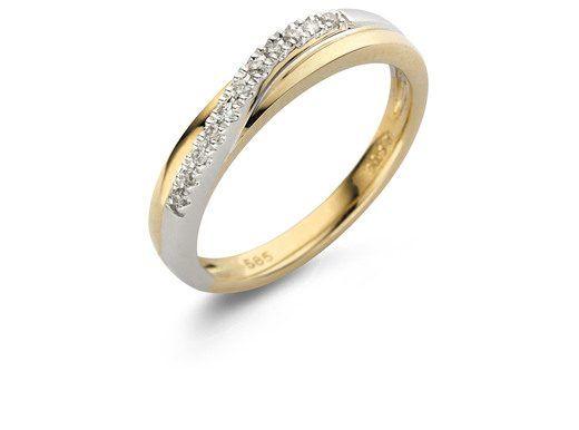 DIAMOND POINT – ALLIANCE GOUDEN RING