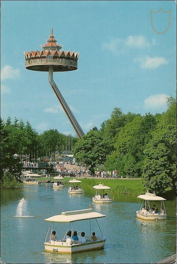 pretpark De Efteling, Kaatsheuvel, Noord Brabant