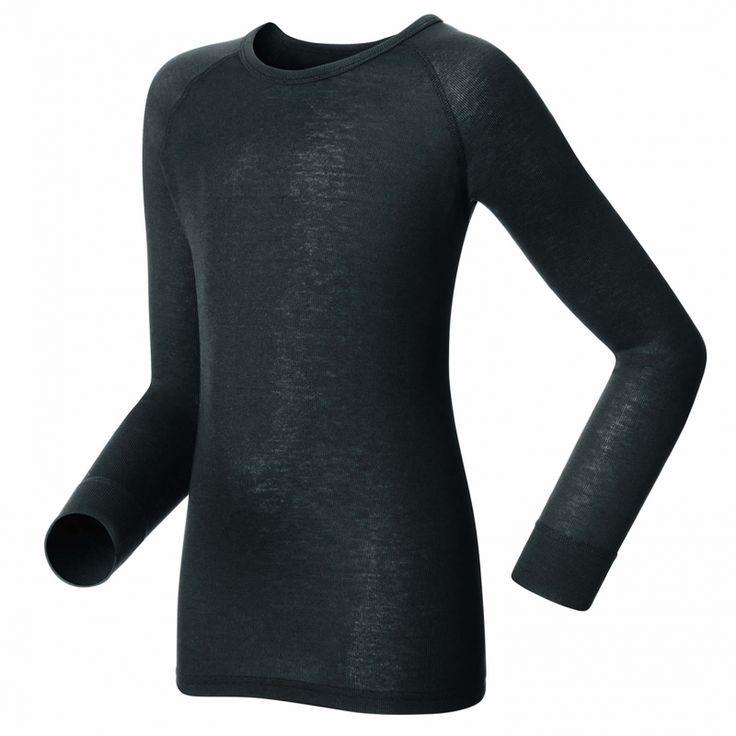 #Sous vêtement #Odlo pour être équipé contre le #froid !