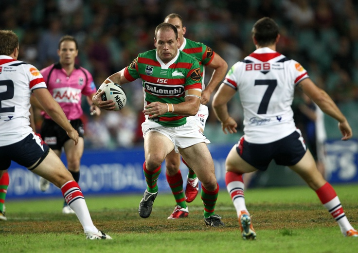 Luke Stuart. Life membership awarded in 2012 after 190 games for the club from 2002-11. (c) Action Photographics