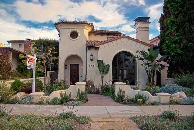 16 best images about 507 house exterior ideas on pinterest for Spanish revival exterior paint colors