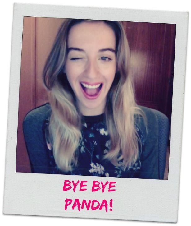 Trendyrness: Bye Panda!