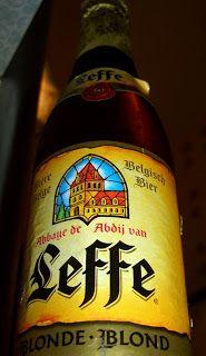 Cerveza Leffe