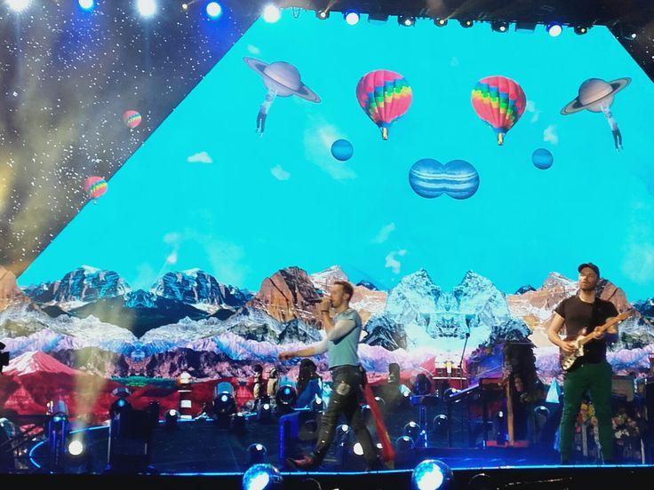 Coldplay - 1st July 2016 - Hamburg