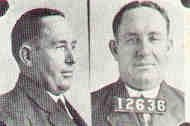 Fat Charley Makley, one of John Dillinger's gang members from St. Marys