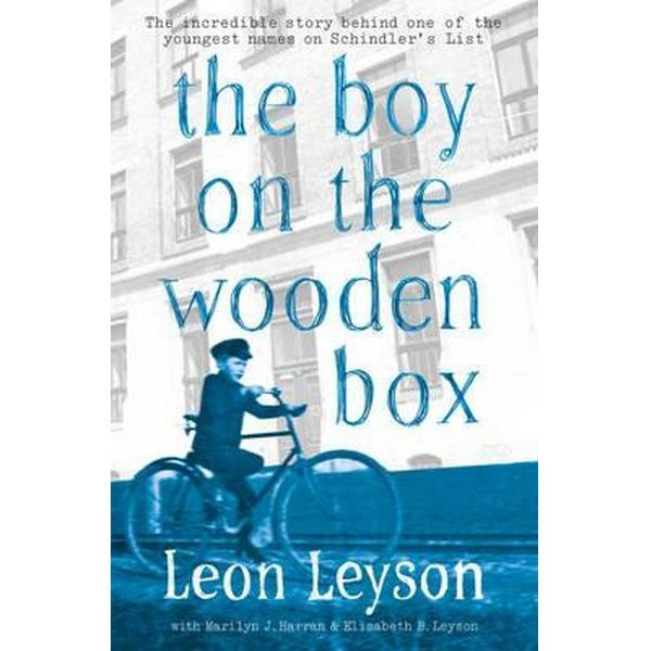 The Boy on the Wooden Box - Leon Leyson - a book set during wartime. Leyson was one of the youngest Jews of Oscar Schindler's famous 'list'. Leyson's story of survival is both remarkable and immediate, the best holocaust story written for kids I've yet encountered. 5 stars.