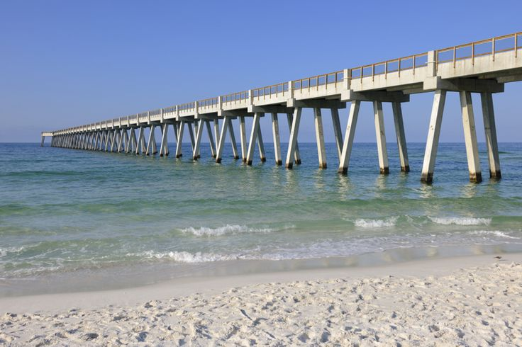 111 best images about florida on pinterest for Fishing piers in florida