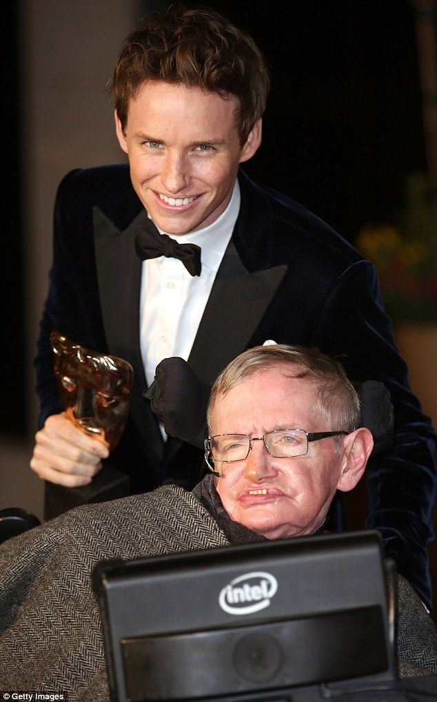 Eddie Redmayne seen after paying tribute to Stephen Hawking -  By Jabeen Waheed and Ciara Farmer For Mailonline  Published: 12:15 EDT 14 March 2018 | Updated: 07:13 EDT 15 March 2018  Eddie Redmayne has been seen for the first time since honouring the late Stephen Hawking in a touching tribute following his death.  The British actor 36 was seen cutting a downcast figure as he strolled in London on Wednesday.  With a parcel tucked under his arm the star looked casually cool in a plaid shirt…