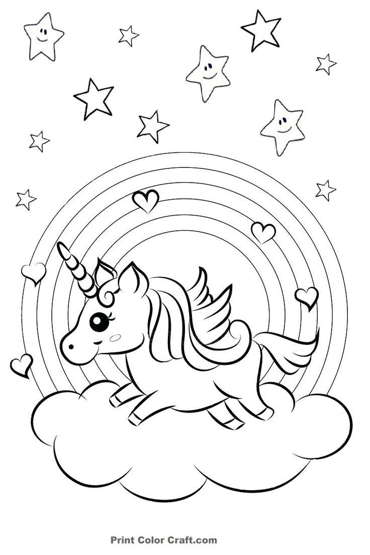 Coloring Pages For Pony Cute Coloring Pages Unicorn Coloring Pages Animal Coloring Pages