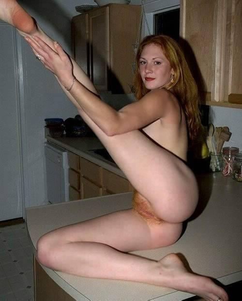 Hairy nude redhead ladys free