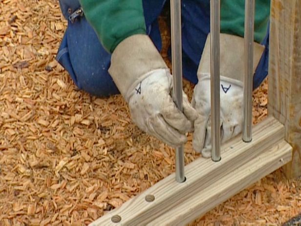HOW TO BUILD A CONDUIT FENCE