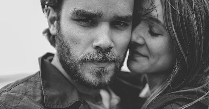 Láska není vášeň, láska není emoce. Láska je hluboké pochopení, ževás…