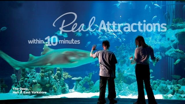 A short film created by Classlane Media for Visit Hull & East Yorkshire (VHEY) promoting the region to travellers on P Ferries, featuring photos of the region which have undergone 3D compositing to bring them to life. This involves lots of fiddly Photoshop work and a lot of patience. We then added graphics to help the viewer see how far away the attractions featured are from the P Ferry terminal they arrive at when entering the UK via Hull. #hull #ukcityofculture2017 #hullyes #207hull #p&o