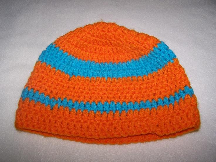 Adult hat fun colors