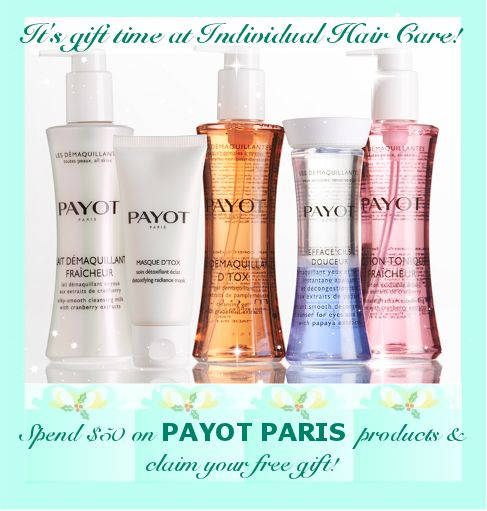Payot at Individual Hair Care