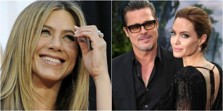 Brad Pitt's Estranged Wife Angelina Jolie Is Furious Over Special Bond With His Ex Jennifer Aniston #AngelinaJolie, #BradPitt, #JenniferAniston celebrityinsider.org #Entertainment #celebrityinsider #celebrities #celebrity #celebritynews
