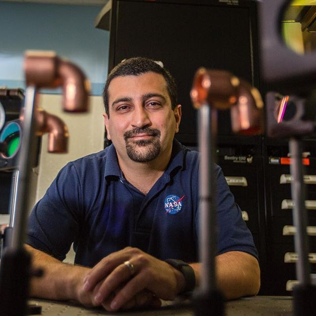 nasa_langley It's NASA Langley's centennial and during April we're highlighting the past, present and future of our work in Earth science. One of the ways we're doing that is by having a few of our young scientists answer the question: Why science?  Amin Nehrir — Physical Research Scientist  How long have you been at NASA Langley? Almost 6 years.  What inspired you to pursue science as a career? Nature. I spent a lot of time in the Montana backcountry as a child and experienced many extreme…