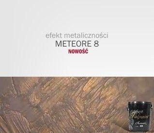 METEORE 8 - efekt metaliczności