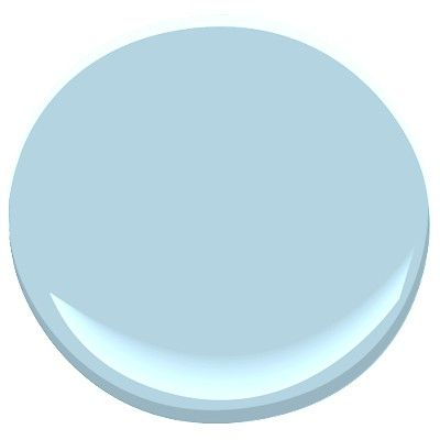 Benjamin Moore Blue Hydrangea