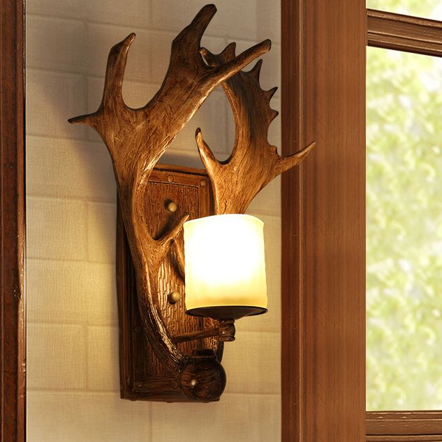 17 Best Ideas About Deer Antler Lamps On Pinterest