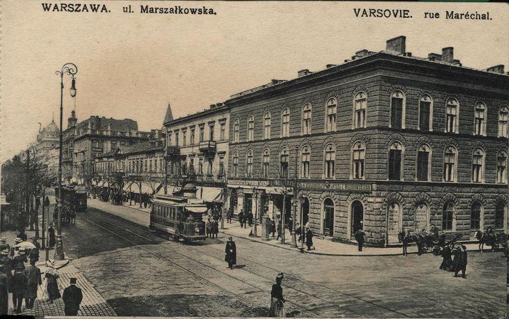 Варшава. Часть 11. Варшава, 1913 - Записки скучного человека