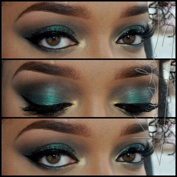 #emerald  #vice2palette #urbandecay - @Kearston Corey Johnson