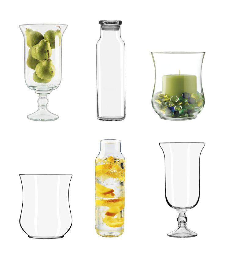 una hermosa forma de utilizar tus recipientes de vidrio para decorar tus espacios fcil y