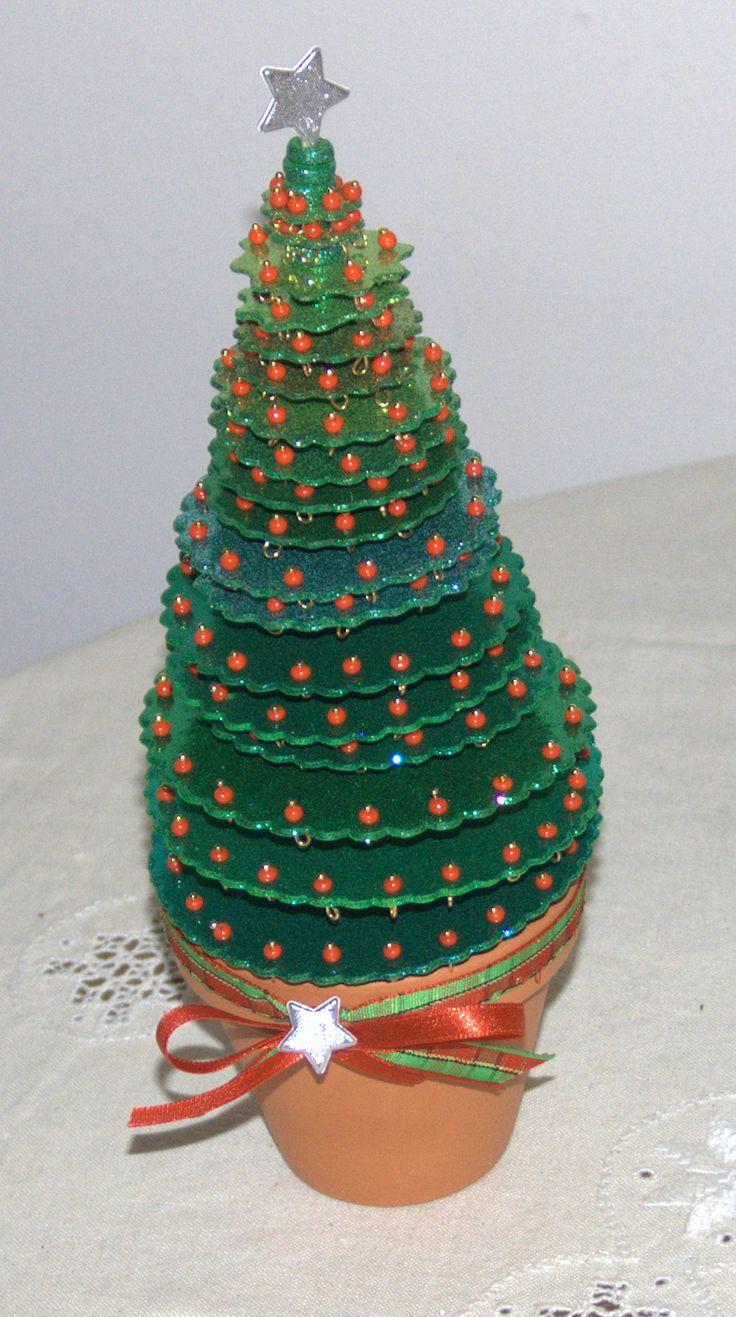 https://flic.kr/p/iqzoHL | Oh Crhistmas Tree!!!! | handmade polymer clay