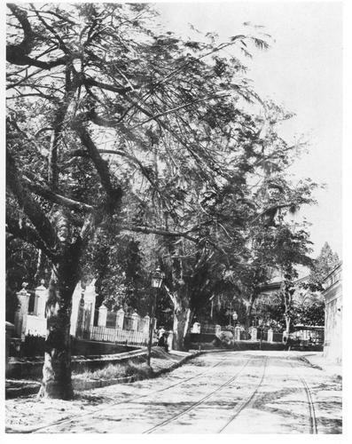 Rua das Laranjeiras - 1887 - Foto Marc Ferrez