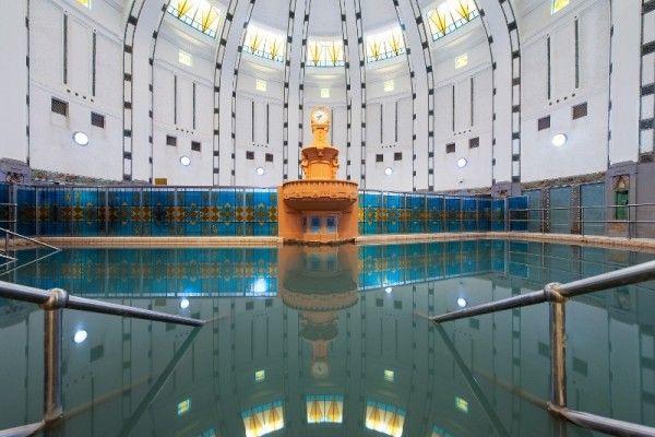 Danubius Health Spa Resort Thermia Palace - Festői környezet, ötcsillagos szolgáltatások a termálforrás szomszédságában, Pöstyénben.
