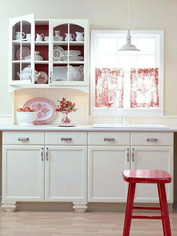 swedish country classic update from boring cabinets find this pin and more on free standing kitchen