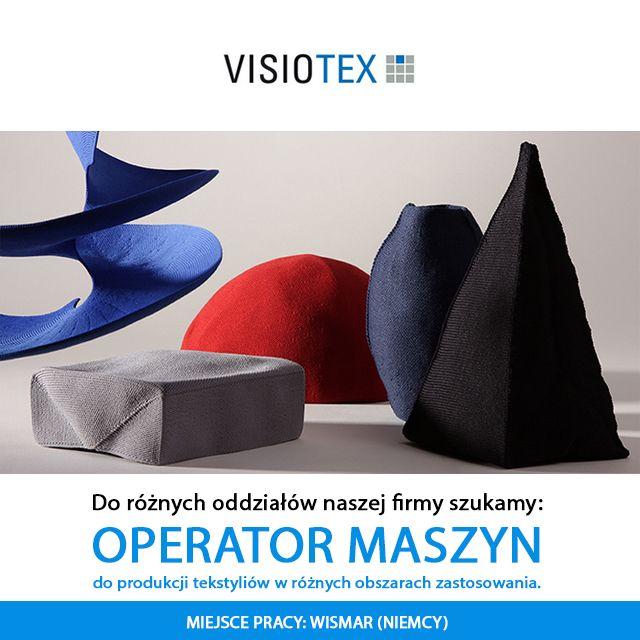 Do różnych oddziałów naszej firmy szukamy:   OPERATOR MASZYN Region wykonywanej pracy: Wismar (Niemcy)