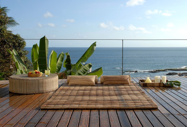 Zank Boutique Hotel - Salvador de Bahia, Brazil...can belive I find such hotel in Salvador