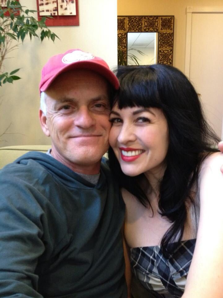 Rob Paulsen and Grey Delisle