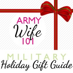 Army Wife 101: An awesome blog. So well put together, covers a whole array of topics about being an army wife and running a family. You think of it, she's probably lived it and written about it! :)