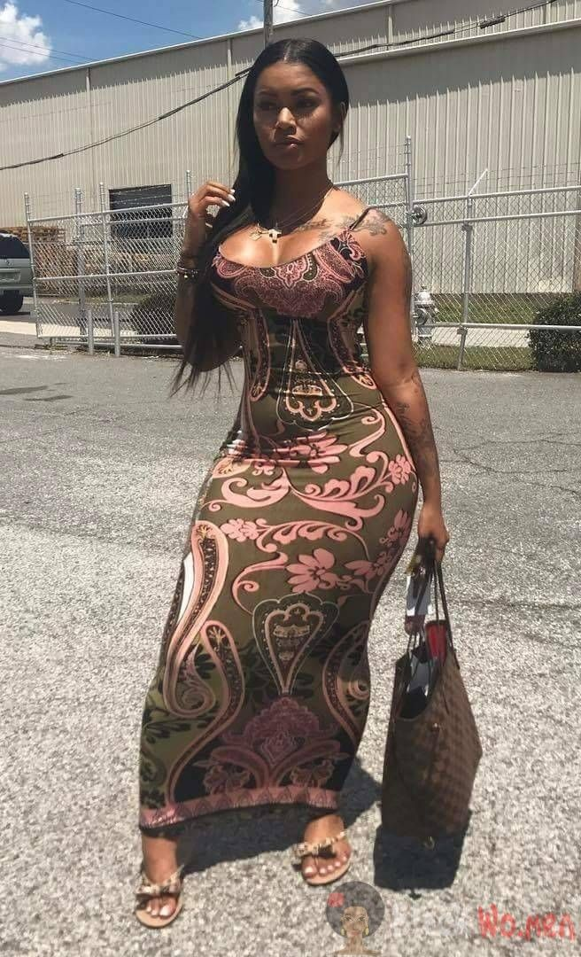 Thick Curvy Black Queen Tight Dress Creation Of Perfection In 2019