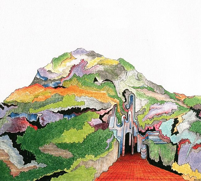 The Architectural Review Folio peter cook mound