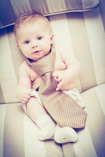3 month baby shoot. Little Joshua suited up! #tie#babyboy#3months# blessing