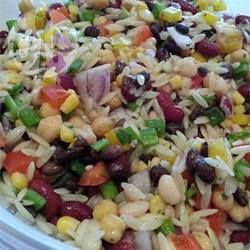 Risoni and Bean Salad @ allrecipes.com.au