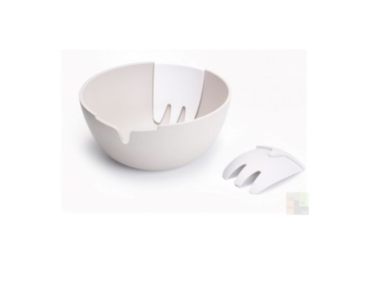 Hands On / Joseph Joseph - a very cool salad bowl set, would make a great housewarming or wedding gift.