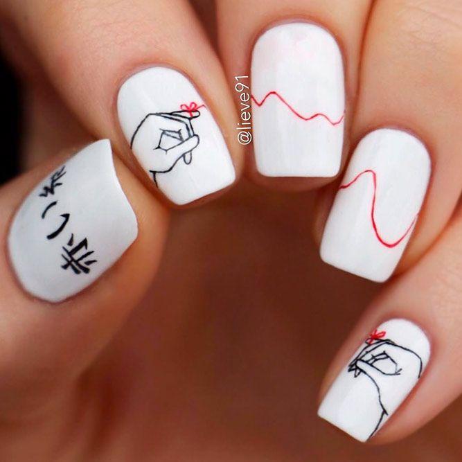 Best 25+ White nail polish ideas on Pinterest | White ...