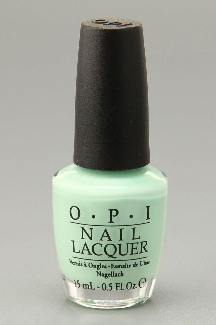 I love any type of mint nail polish !