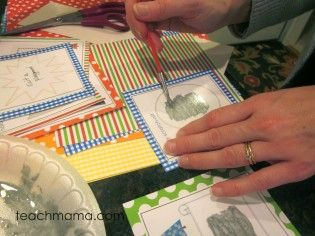 homemade scratch-off tickets. use them for family fun ideas or incentives to be good... endless ideas!c