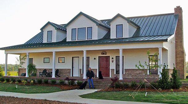 29 best metal buildings homes images on pinterest for Morton building house kits
