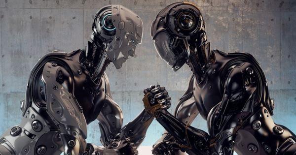 Ρομπότ απειλούν χιλιάδες θέσεις στις τράπεζες